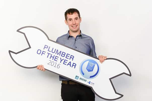 Shaun Scott - UK Plumber of the Year 2016